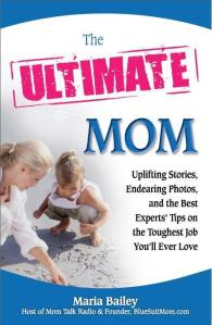The Ultimate Mom Book Cover