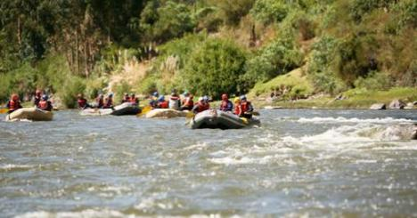 Rafting on the Urubamba...we can't wait!