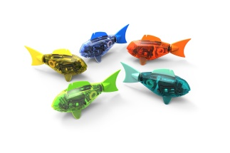 HEXBUG_Image_Aquabot Clown Fish Group