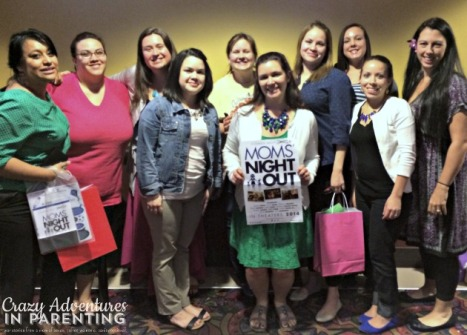 San Antonio bloggers see Moms' Night Out movie
