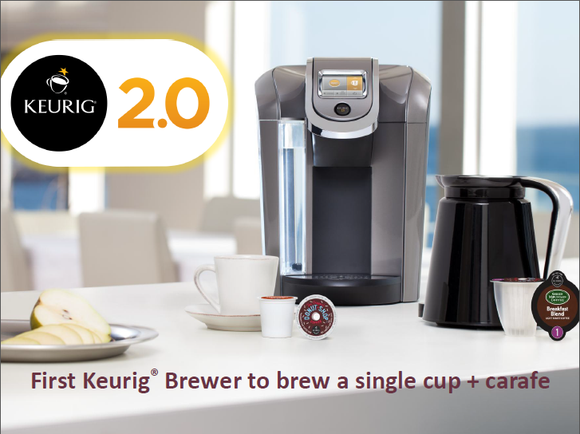 More Choices with the New #Keurig 2.0 Diary of a BlueSuitMom