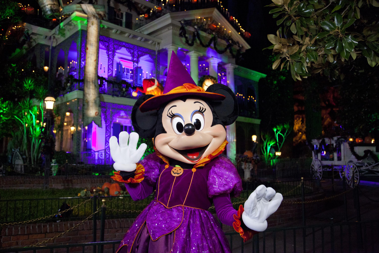 halloween time with minnie 10_11_dl_00397 - Mickey Minnie Halloween