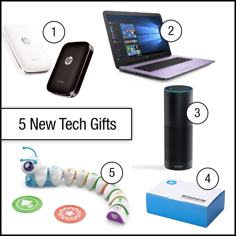 5 Hot Tech Gifts for 2016